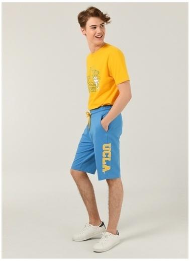 UCLA Ucla Sweat Şort Saks